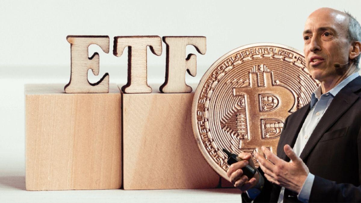 Début août, le président de la Securities and Exchange Commission, Gary Gensler, a indiqué qu'il serait réceptif aux ETF qui négocieront des contrats à terme sur le bitcoin au lieu des cryptocurrences elles-mêmes, à condition qu'ils suivent des règles plus strictes généralement réservées aux fonds communs de placement.